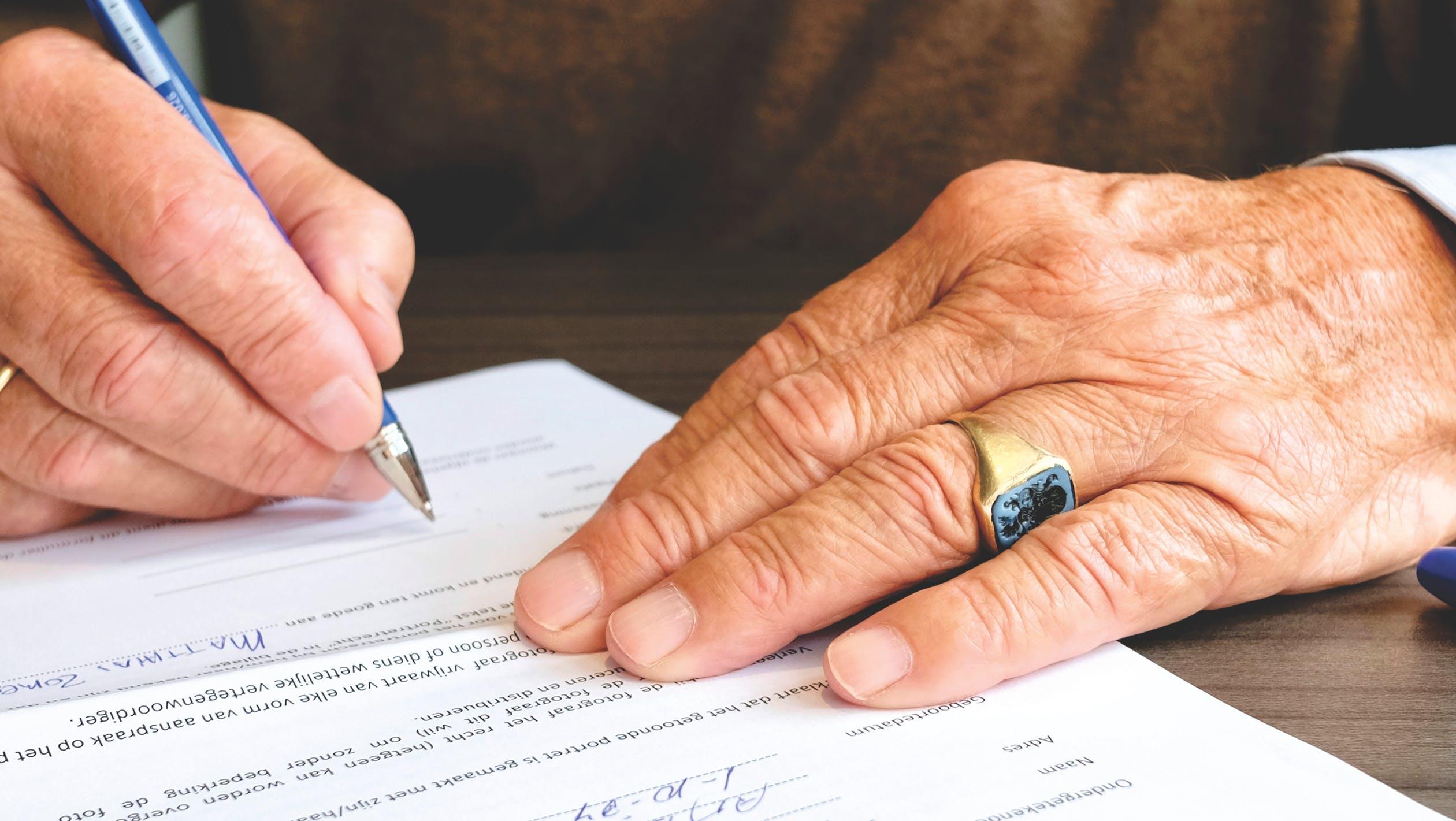 Mature age tax offset